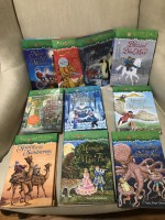 Stamped Autographed Magic Tree House_2